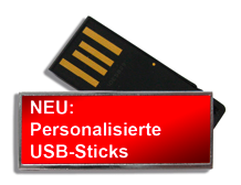 Personalisierte USB-Sticks
